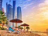 Dubaj, Abu Dhabi od 14 do 21 lutego 2020