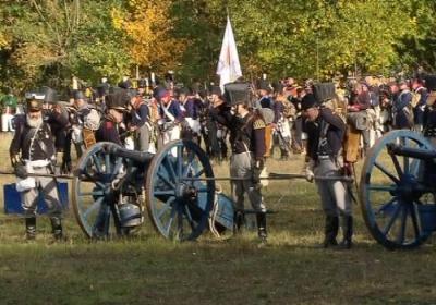 Lipsk 200-lecie Bitwy Narodów