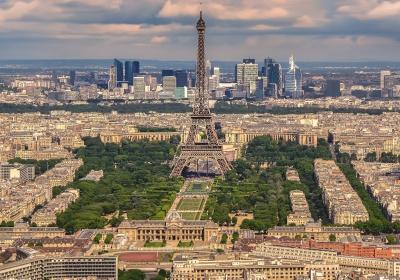 Paryż, Wersal 30.05 – 03.06.2018