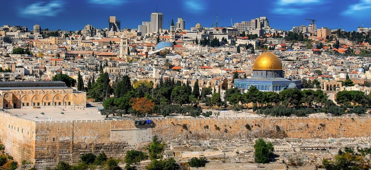 Izrael 17.06 – 25.06.2019