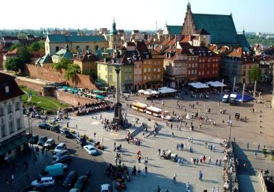 Warszawa – Zakochaj się w stolicy!