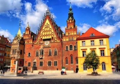 Wrocław – Miasto spotkań.
